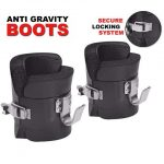 Fitness Maniac Gravity BootsDeluxe Heavy Duty Inversion Boots