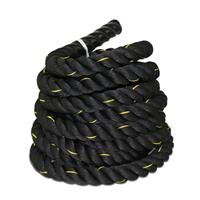 Zeny Black 1.5″/ 2″ – Battle Ropes With Width Poly Dacron