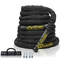 POWER GUIDANCE – A Perfect 1.5″ Width Battle Rope