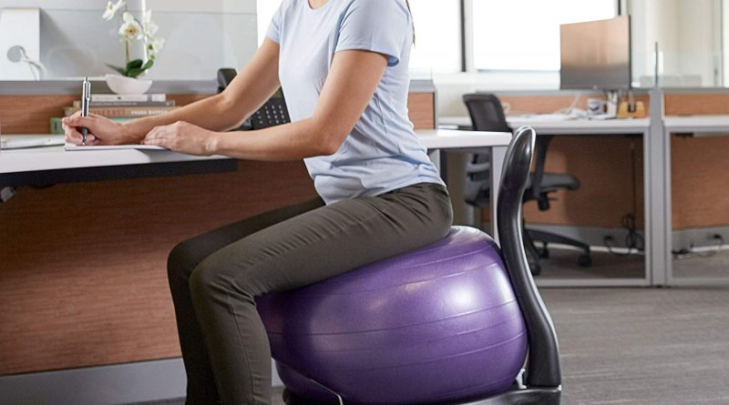 Gaiam Classic Balance Ball Chair