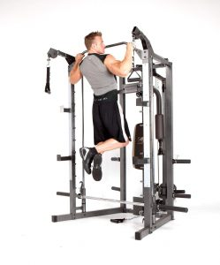 Marcy Combo Smith Machine Pull up bar
