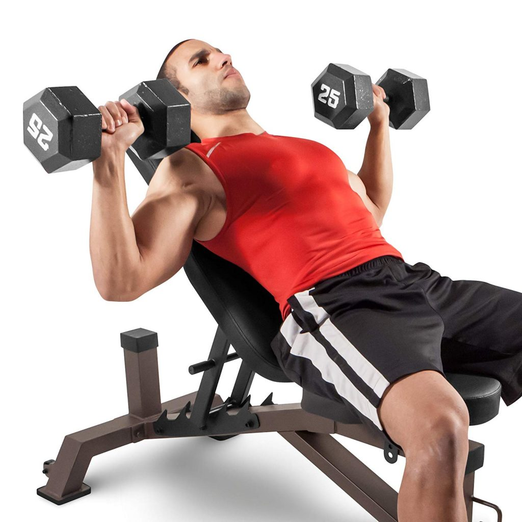 Outstanding 7 Best Bench For Dumbbell Workout Of 2019 Buyers Guide Pdpeps Interior Chair Design Pdpepsorg