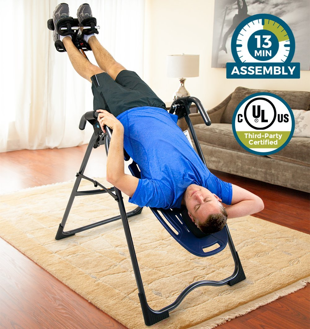 Phenomenal 10 Best Inversion Table Reviews 2019 2020 Buyers Guide Home Interior And Landscaping Palasignezvosmurscom