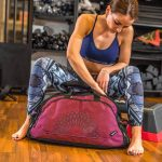 Best yoga mat bag for biking
