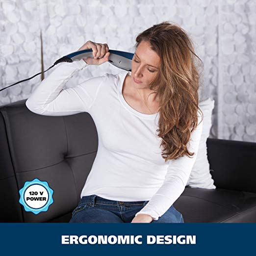 Wahl Deep Tissue Percussion Therapeutic Handheld Massager 2019