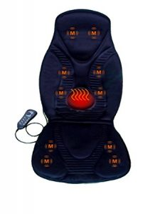 FIVE S FS8812 10-Motor Vibration Massage Seat Cushion