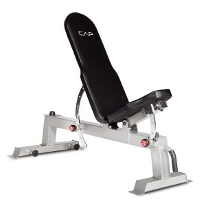 CAP Barbell Deluxe Utility Weight Bench
