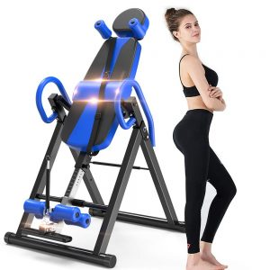How to Increase Height Using an Inversion Table