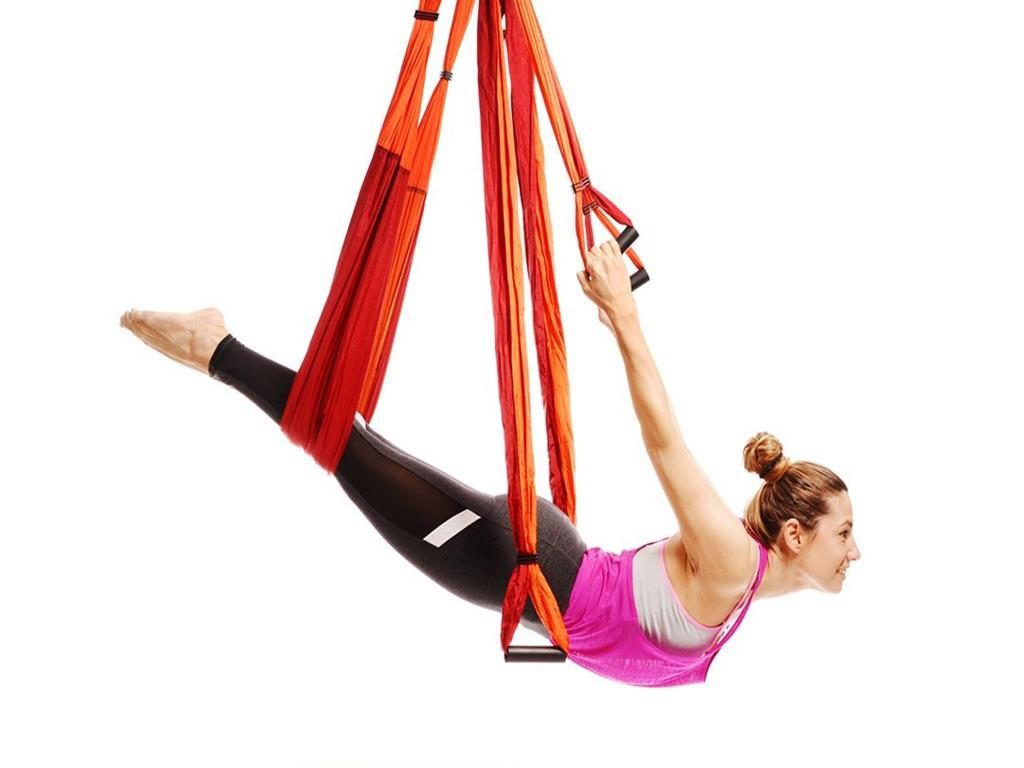 Best yoga hammock