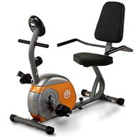 Marcy Recumbent Exercise Bike with Resistance ME-709 Reviews 2020