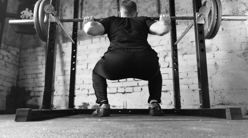 Barbell squat benefits