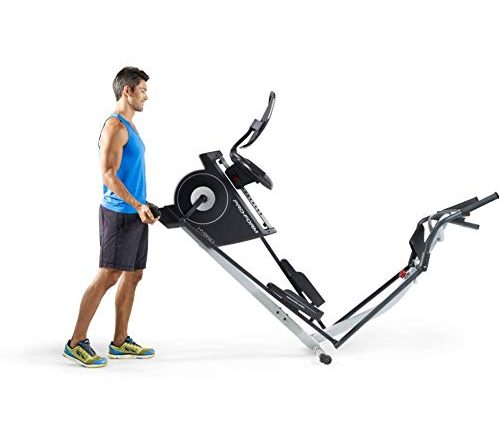 Elliptical Machine 2020