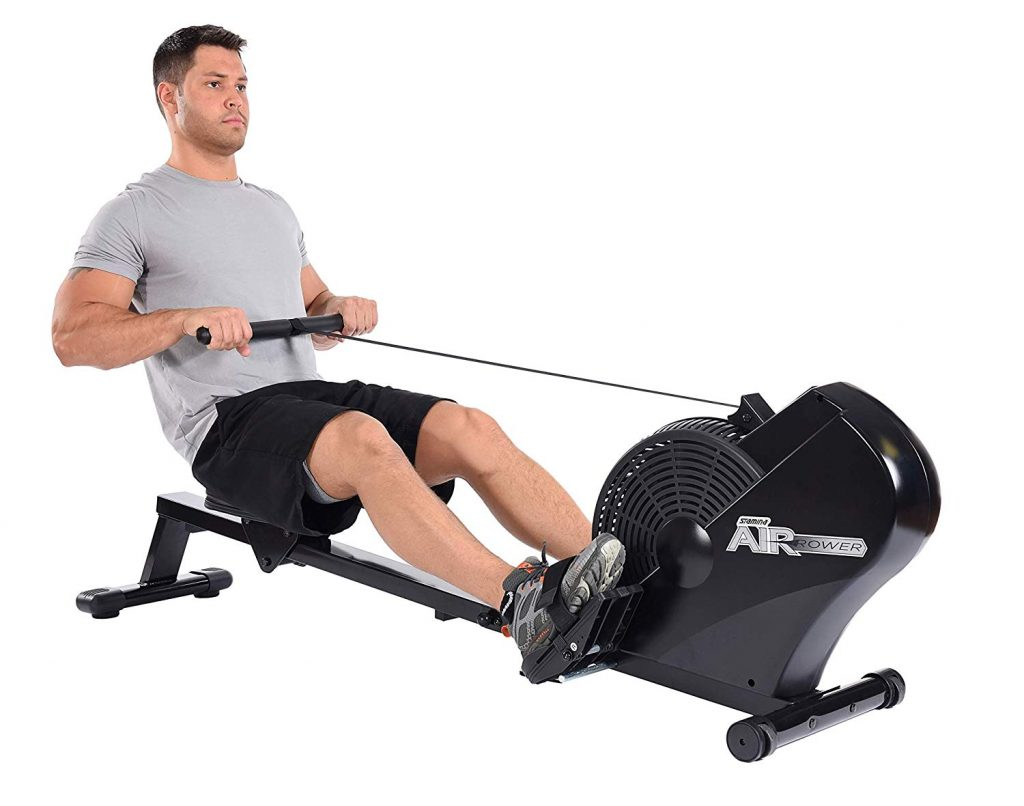 what does the rowing machine can do for the body