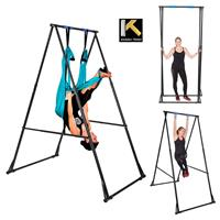 KT Indoor Outdoor Yoga Trapeze Stand Frame
