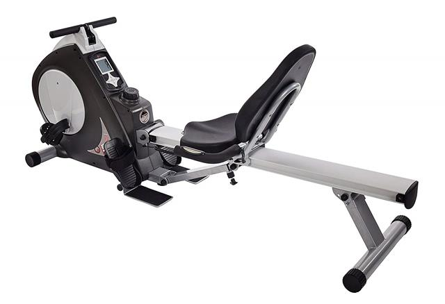 Top rowing machine