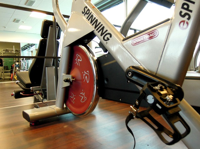spinning lesson benefits