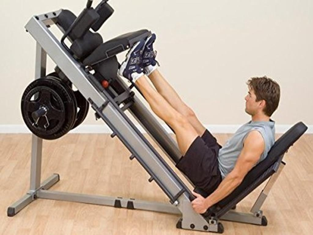 Best leg press machine 2020